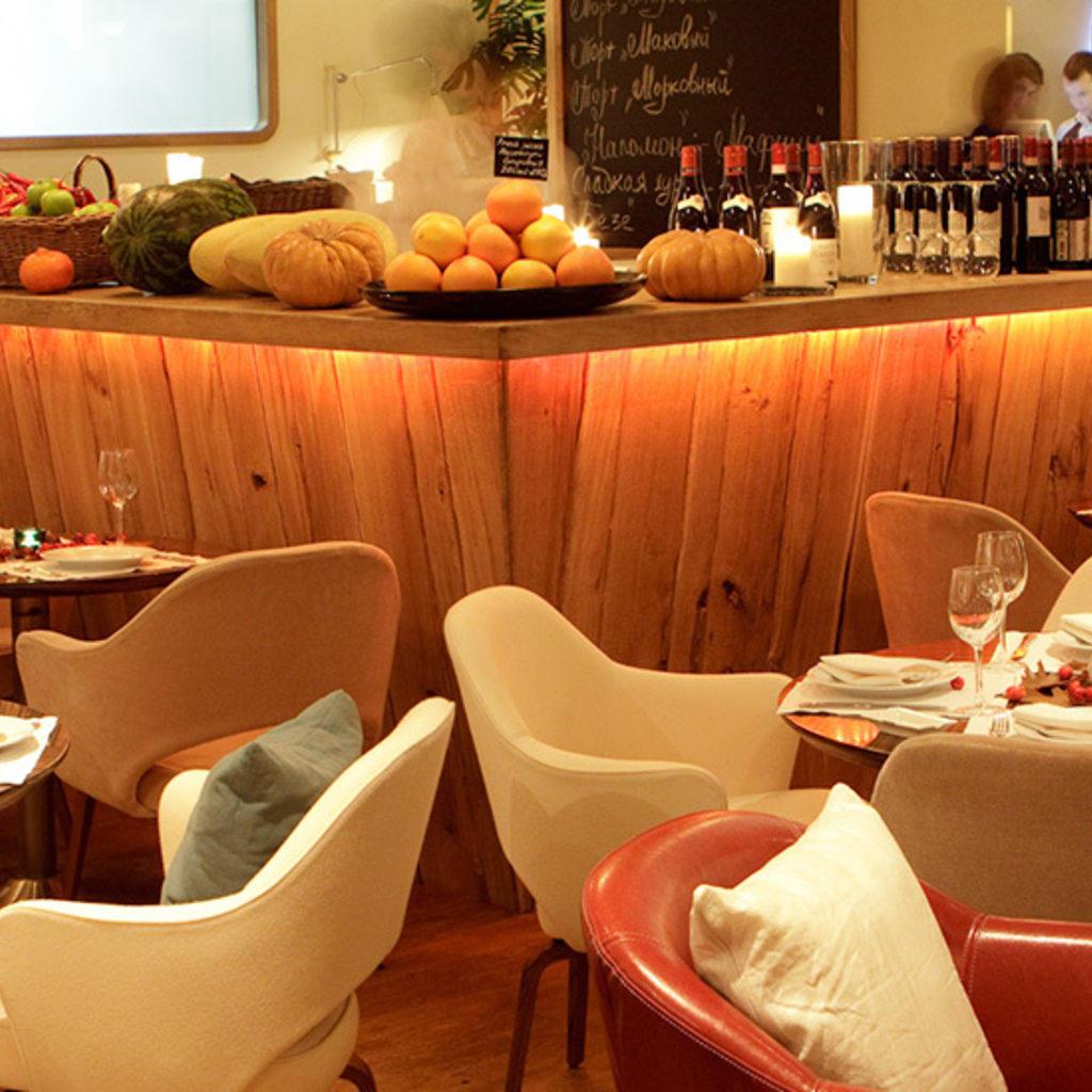 Ресторан White Cafe (Вайт Кафе) фото 3