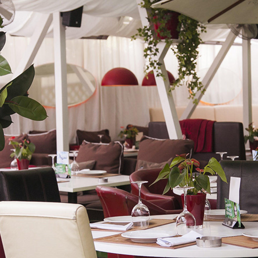 Ресторан White Cafe (Вайт Кафе) фото 5