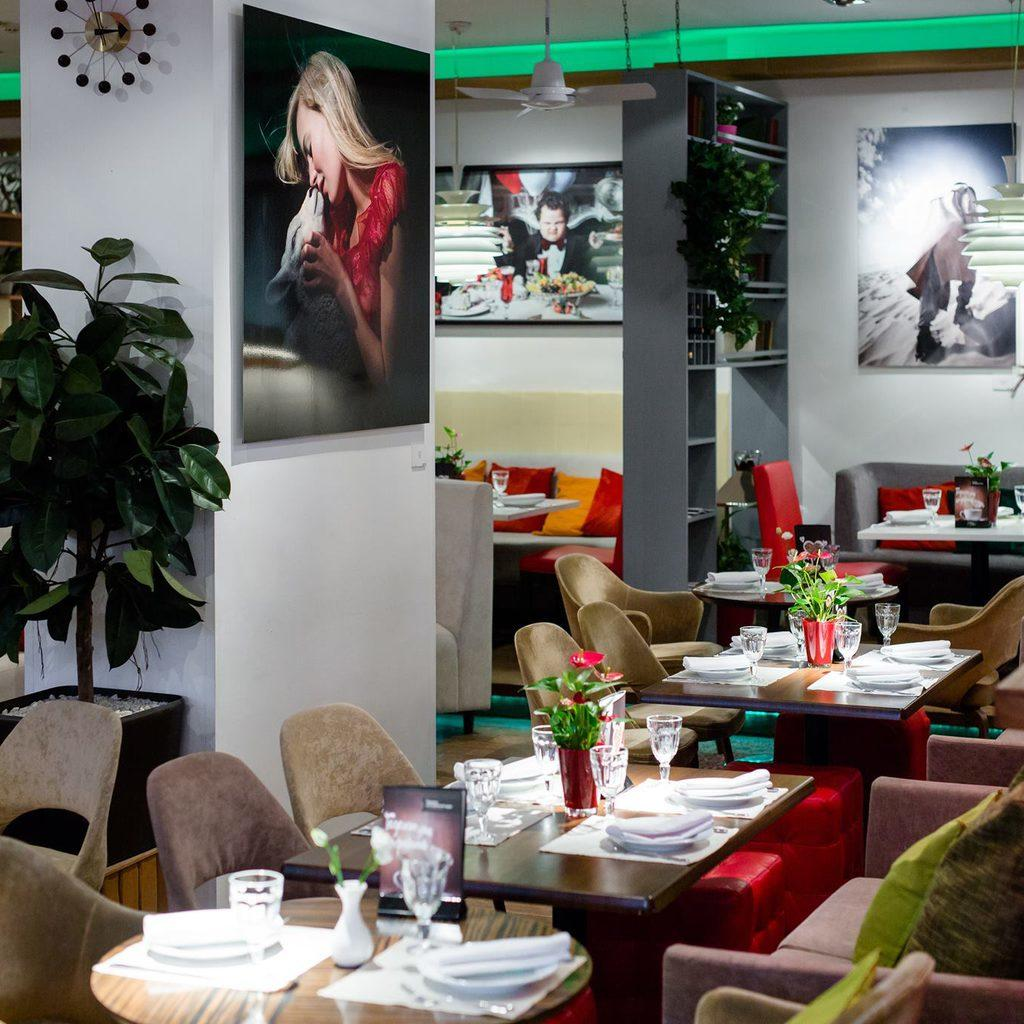 Ресторан White Cafe (Вайт Кафе) фото 6