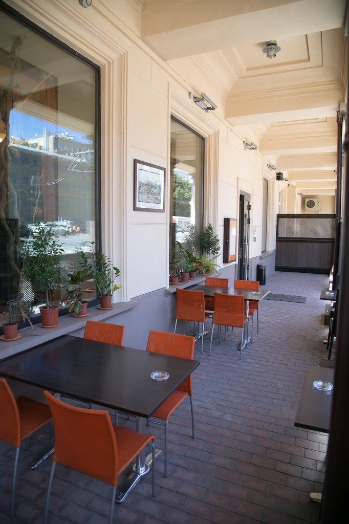 Кафе Бандероль на Проспекте Мира фото 3