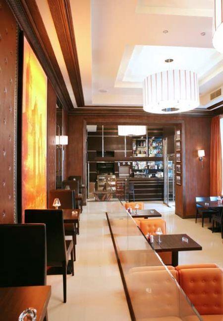 Кафе Бандероль на Проспекте Мира фото 6