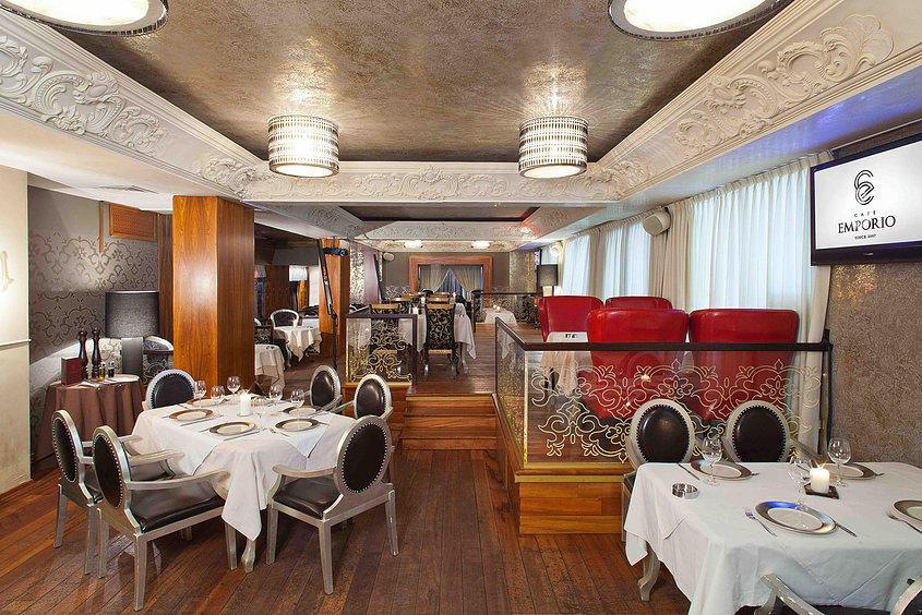 Ресторан Emporio Cafe (Эмпорио Кафе) фото 39