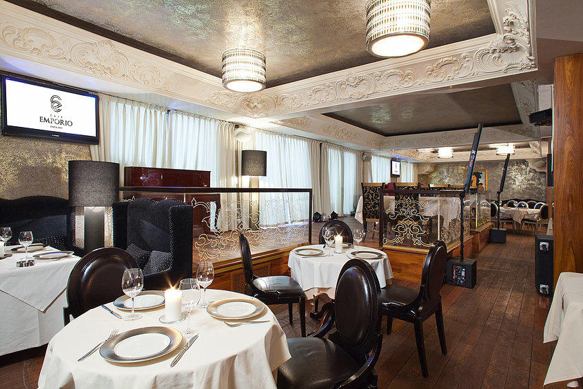 Ресторан Emporio Cafe (Эмпорио Кафе) фото 46