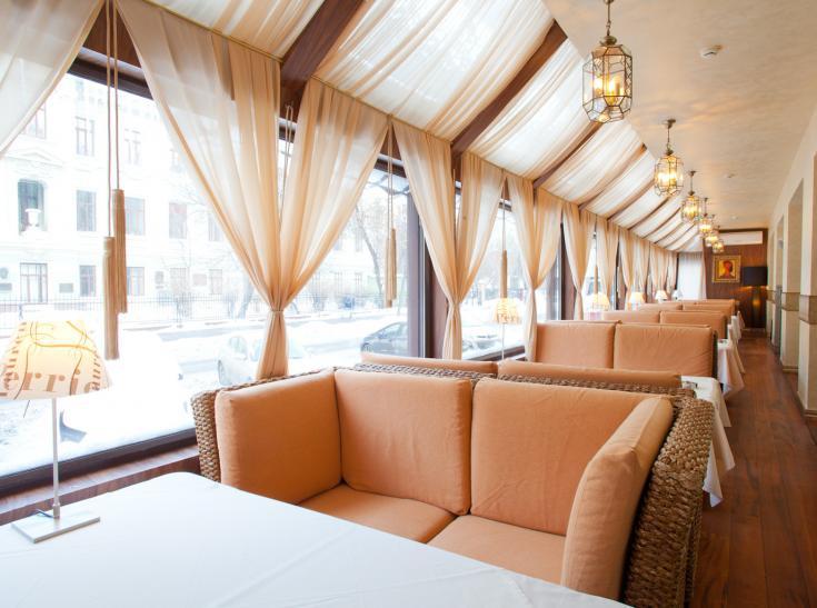 Ресторан Emporio Cafe (Эмпорио Кафе) фото 3