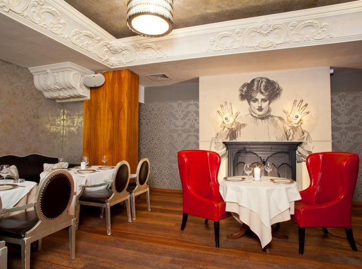 Ресторан Emporio Cafe (Эмпорио Кафе) фото 38