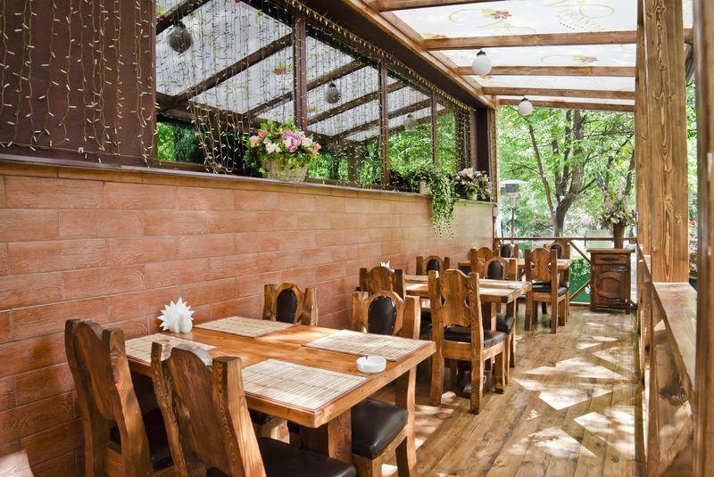 Ресторан Веранда на Обручева фото 37