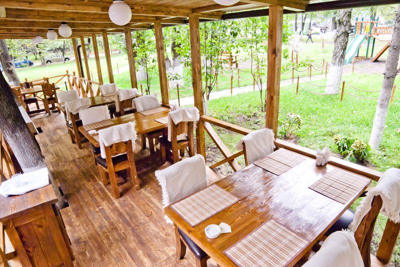 Ресторан Веранда на Обручева фото 40