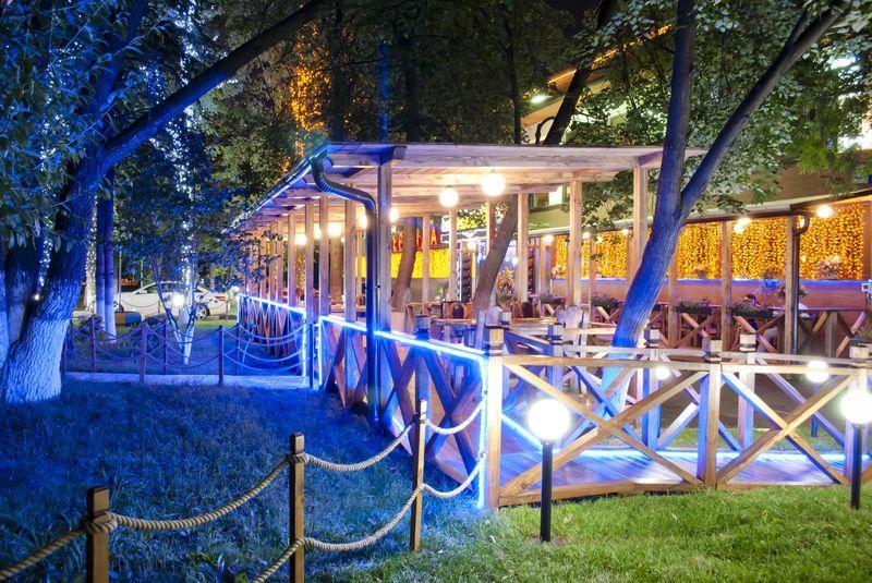 Ресторан Веранда на Обручева фото 45