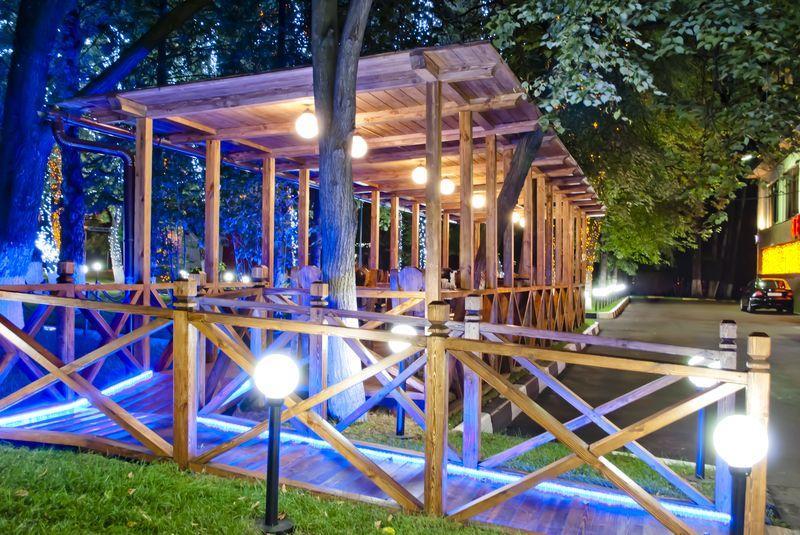Ресторан Веранда на Обручева фото 46