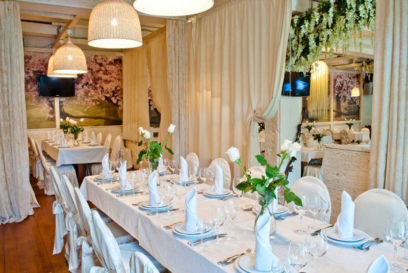 Ресторан Веранда на Обручева фото 17