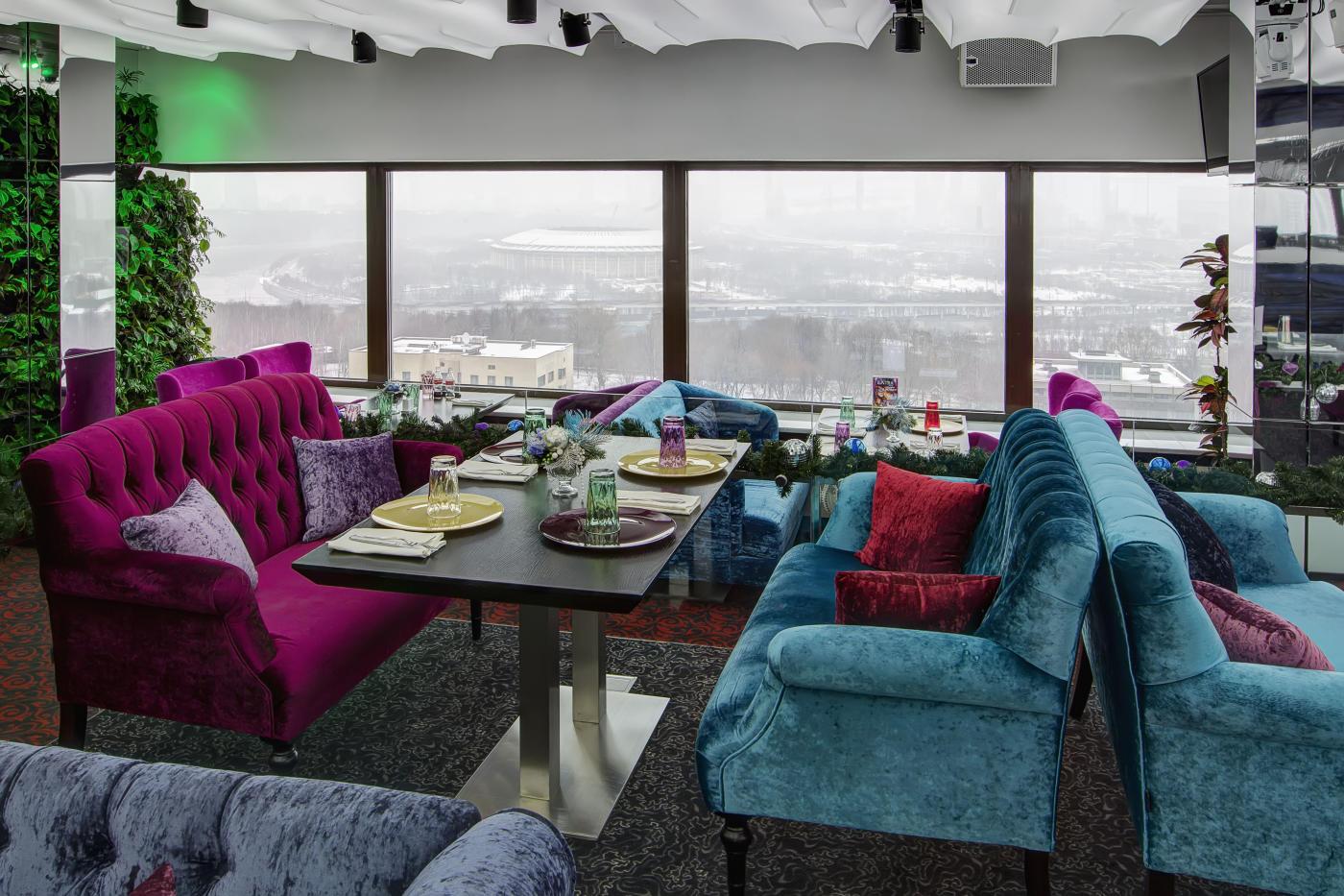Ресторан Extra Lounge фото 5