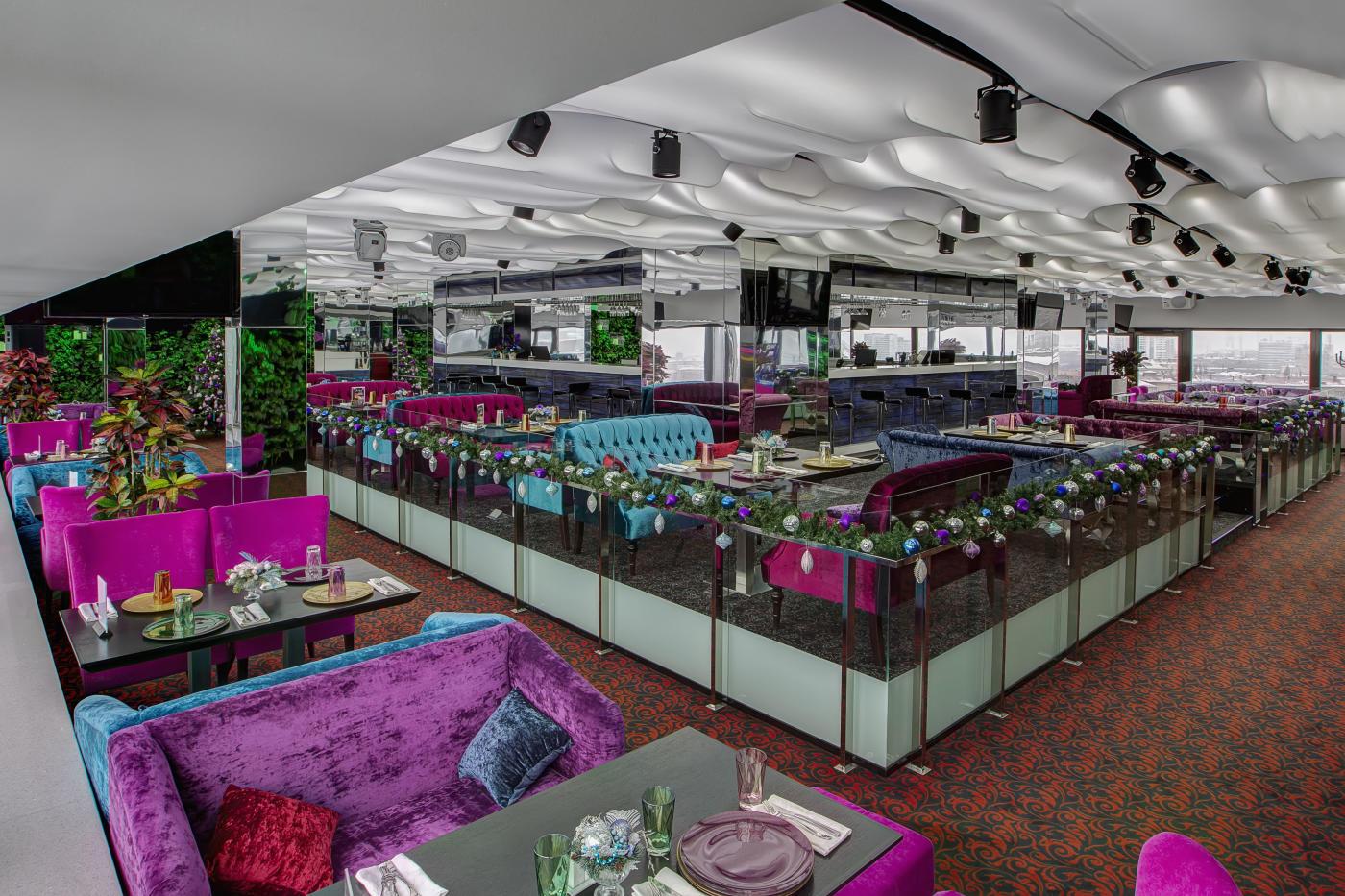 Ресторан Extra Lounge фото