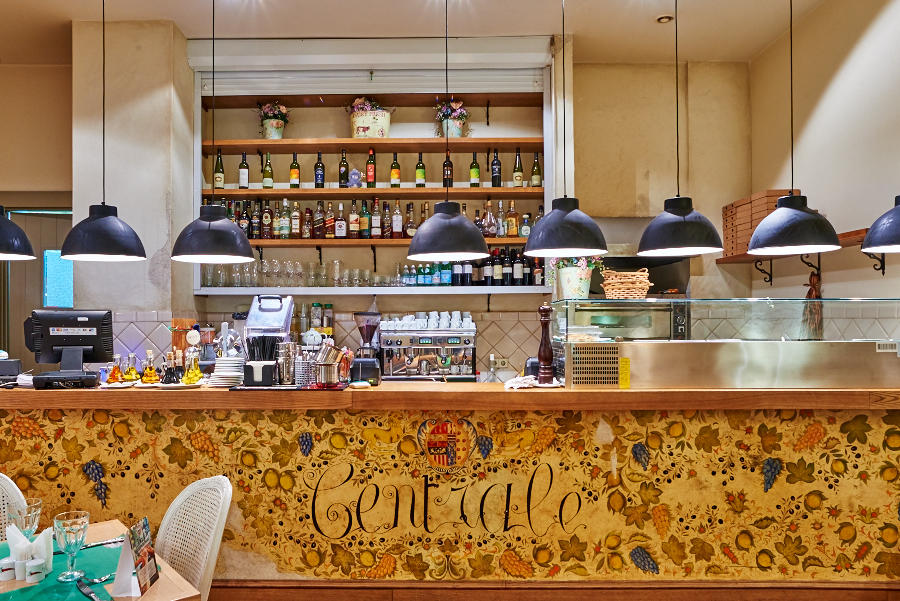Пиццерия Чентрале в Европейском (Centrale) фото 10