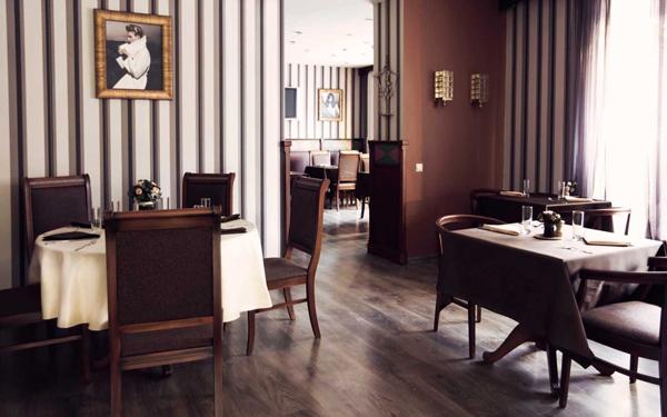 Кафе La Galerie Dessange фото 1