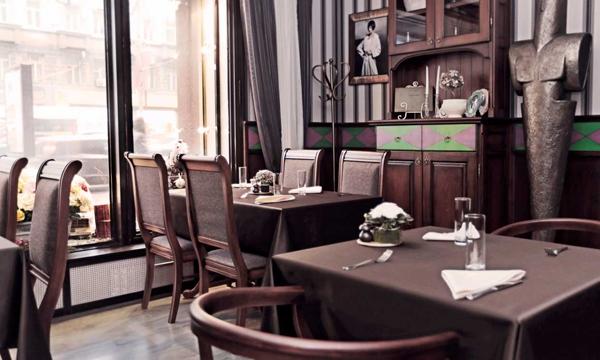 Кафе La Galerie Dessange фото