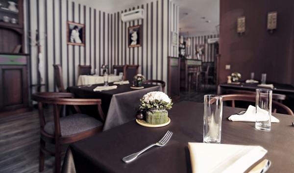 Кафе La Galerie Dessange фото 6