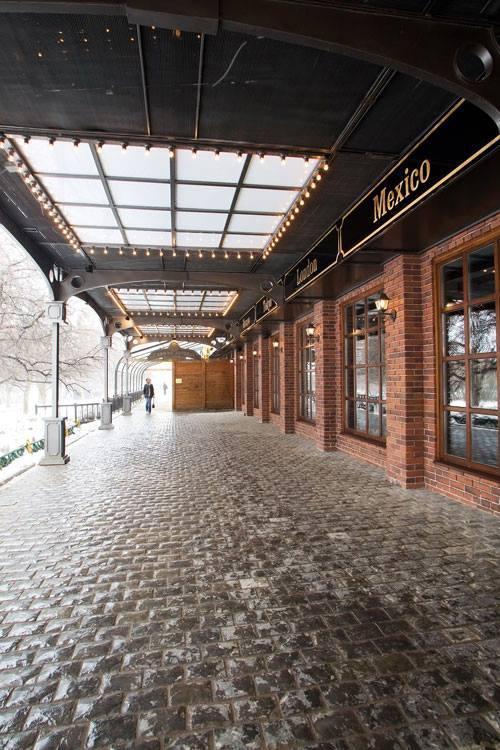 Пивной ресторан Международная Пивная Станция на Кантемировской фото 2