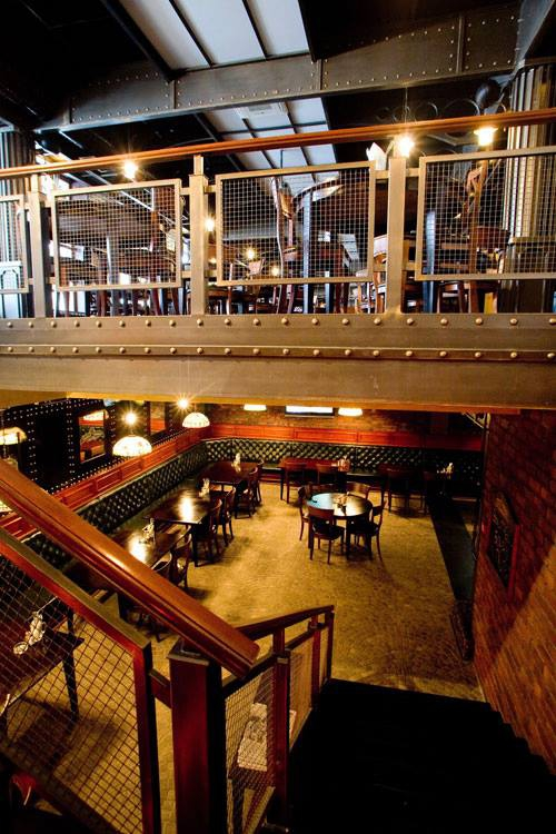 Пивной ресторан Международная Пивная Станция на Кантемировской фото 6