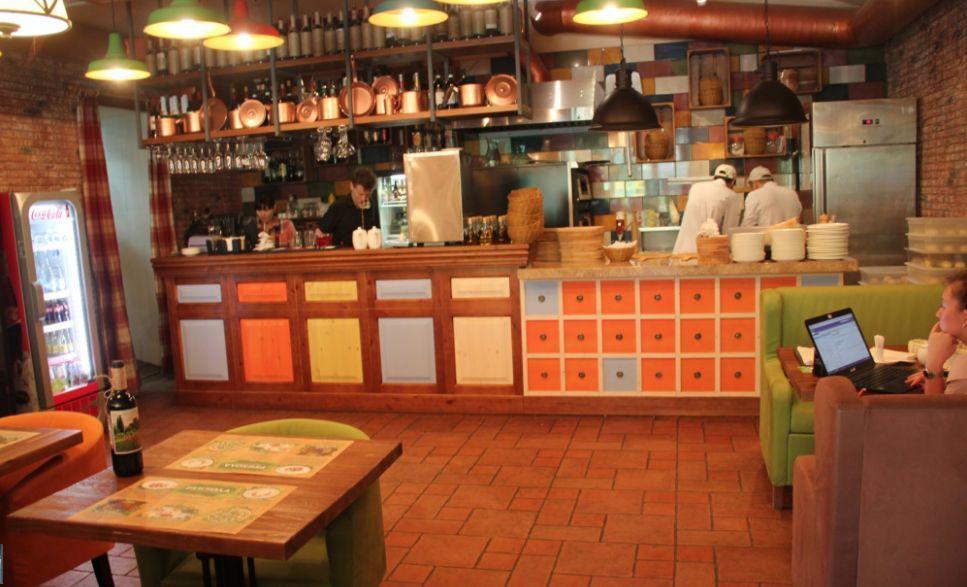 Итальянское Кафе Руккола в Беляево (Rukkola) фото 45