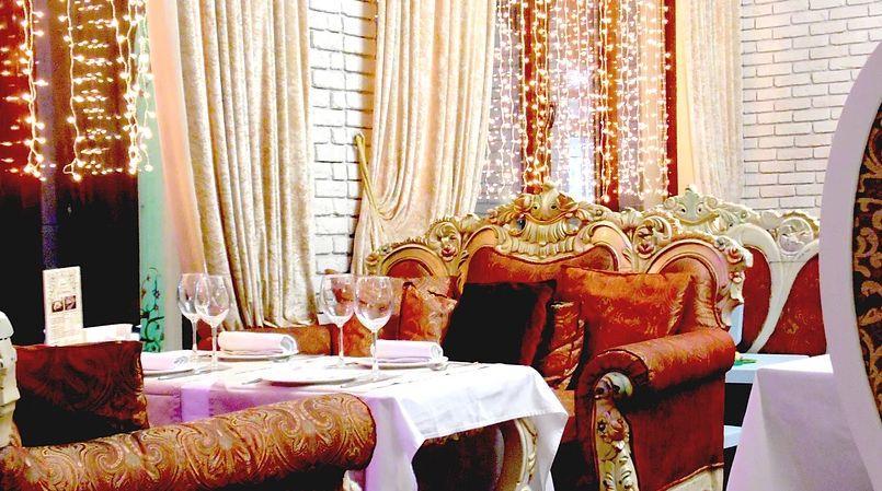 Индийский Ресторан Тадж Махал на Большом Кисловском (TAJJ MAHAL) фото