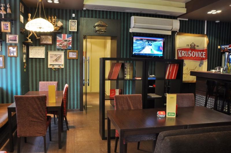Пивной ресторан London Grill на Белорусской (Лондон Гриль) фото