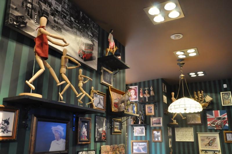Пивной ресторан London Grill на Белорусской (Лондон Гриль) фото 13