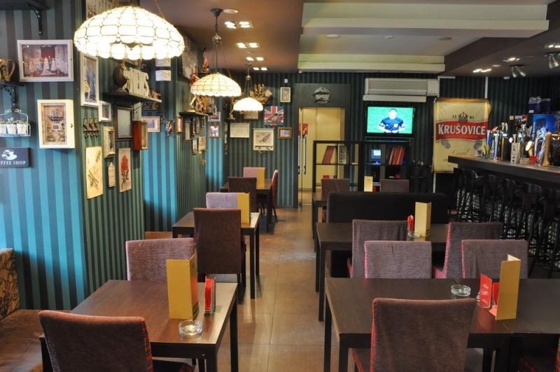 Пивной ресторан London Grill на Белорусской (Лондон Гриль) фото 12
