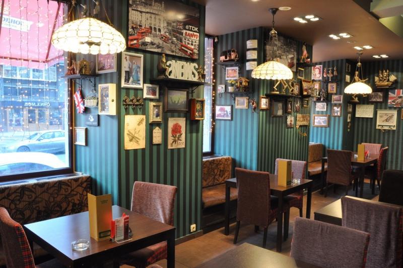 Пивной ресторан London Grill на Белорусской (Лондон Гриль) фото 10