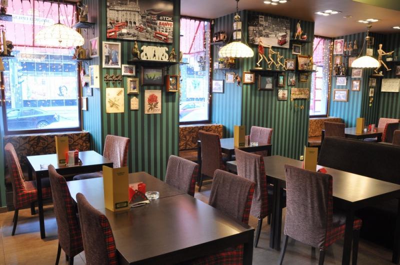 Пивной ресторан London Grill на Белорусской (Лондон Гриль) фото 7