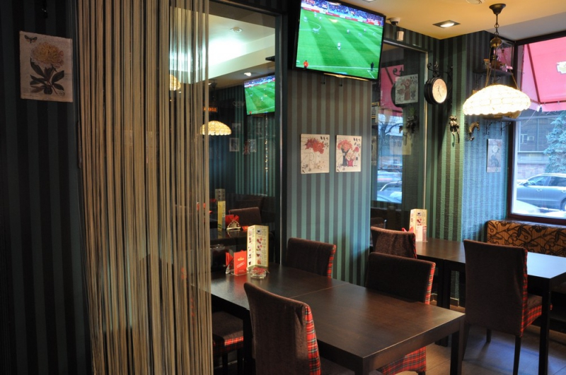 Пивной ресторан London Grill на Белорусской (Лондон Гриль) фото 5