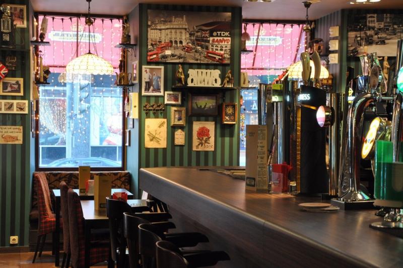 Пивной ресторан London Grill на Белорусской (Лондон Гриль) фото 4