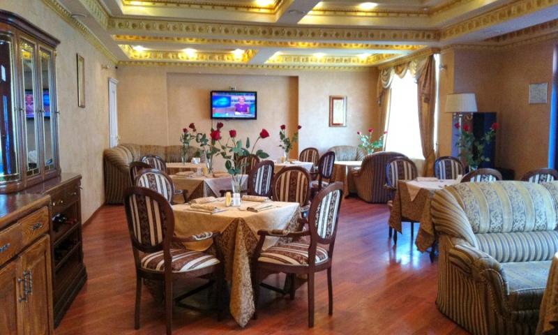 Ресторан Сюзанна на Нагорной фото