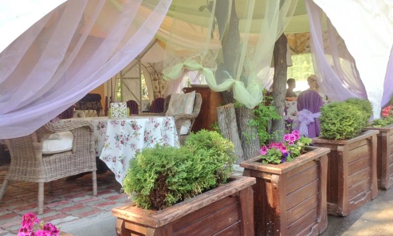 Ресторан Сюзанна на Нагорной фото 9