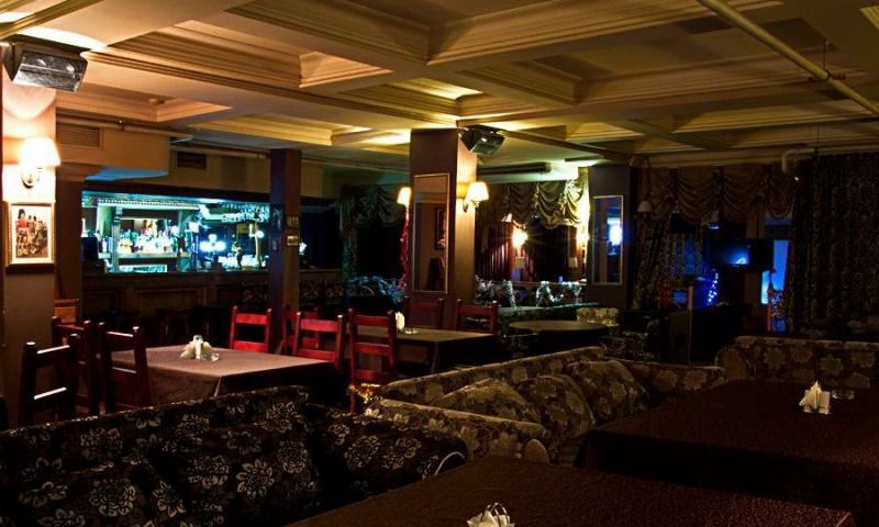 Ресторан Сюзанна на Нагорной фото 5