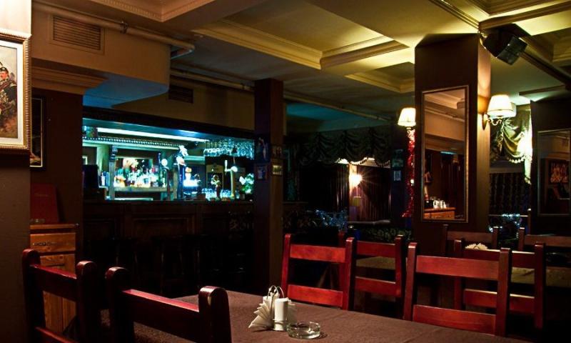 Ресторан Сюзанна на Нагорной фото 4