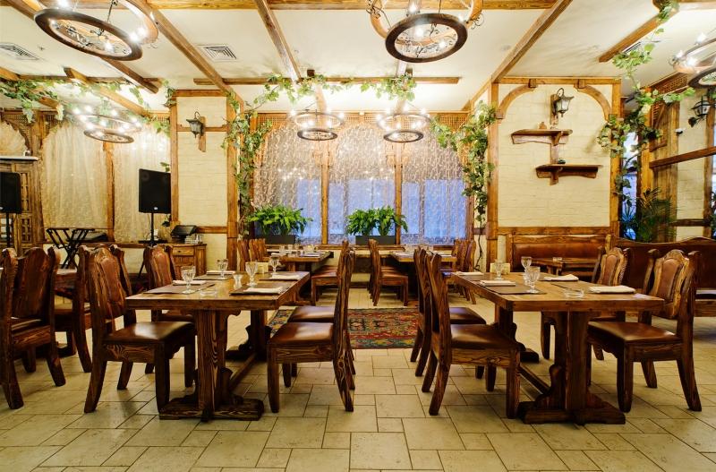 Ресторан Долина Солнца фото 2
