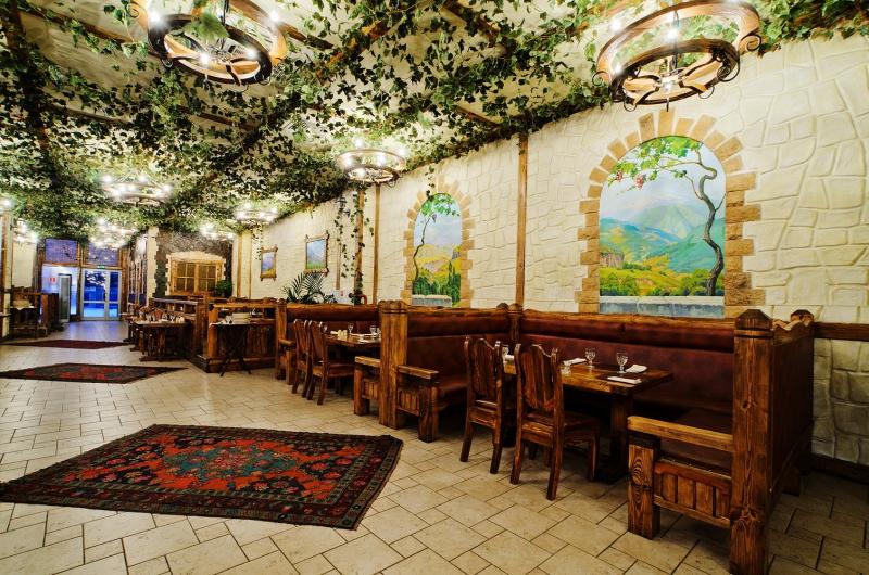Ресторан Долина Солнца фото 4