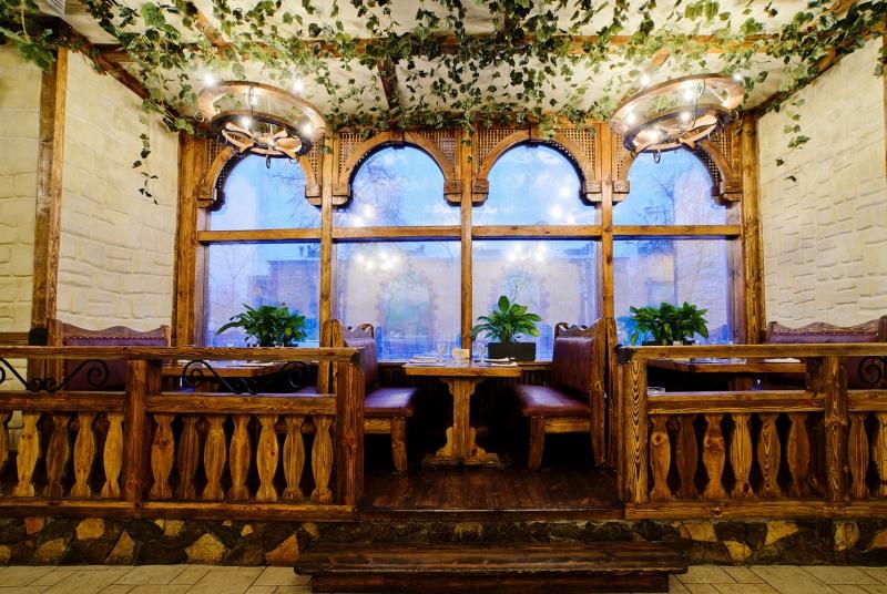 Ресторан Долина Солнца фото 5