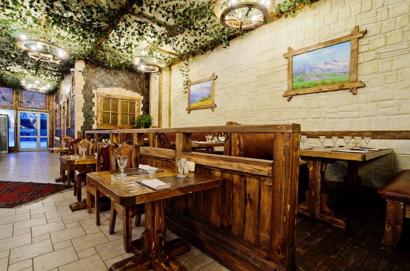 Ресторан Долина Солнца фото 6