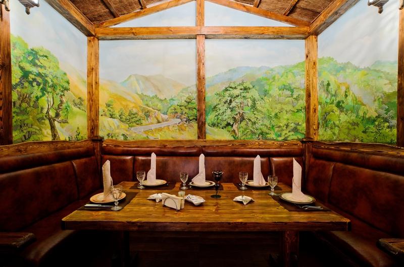 Ресторан Долина Солнца фото 8