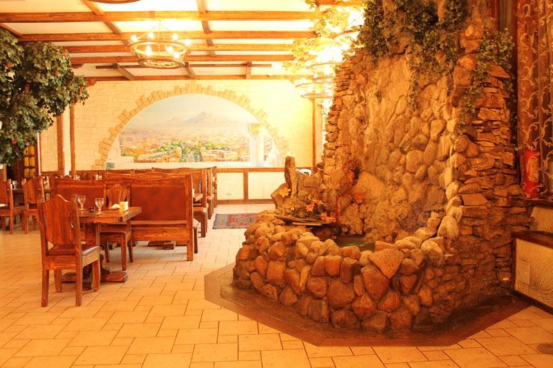 Ресторан Долина Солнца фото 9