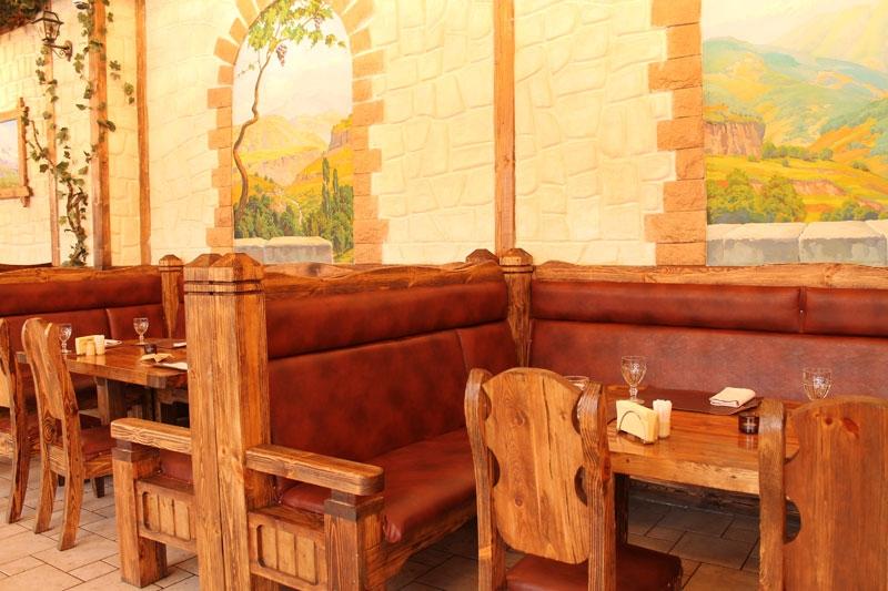 Ресторан Долина Солнца фото 12