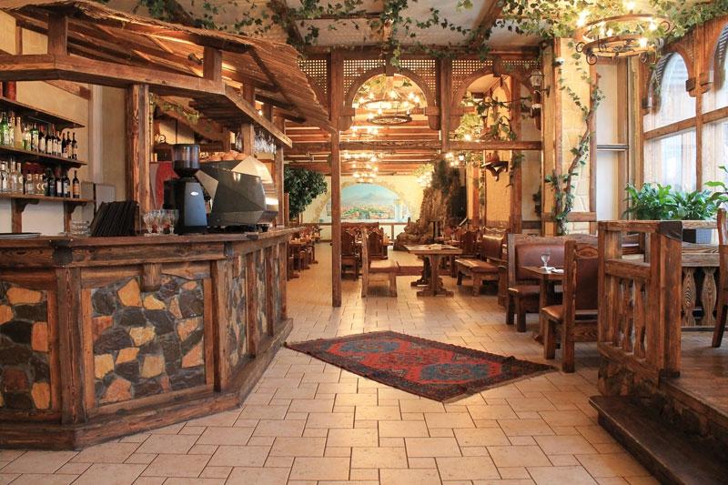 Ресторан Долина Солнца фото 13