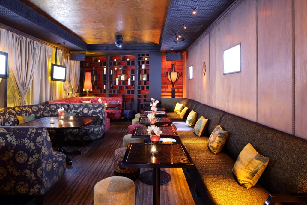 Ресторан Будда Бар на Цветном Бульваре (Buddha Bar Moscow) фото 1