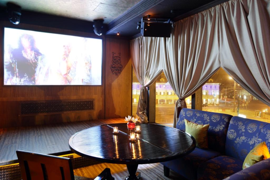 Ресторан Будда Бар на Цветном Бульваре (Buddha Bar Moscow) фото 20