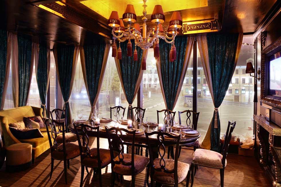 Ресторан Будда Бар на Цветном Бульваре (Buddha Bar Moscow) фото 21