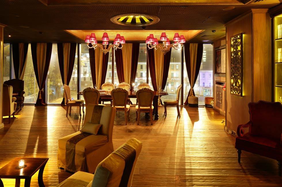 Ресторан Будда Бар на Цветном Бульваре (Buddha Bar Moscow) фото 25