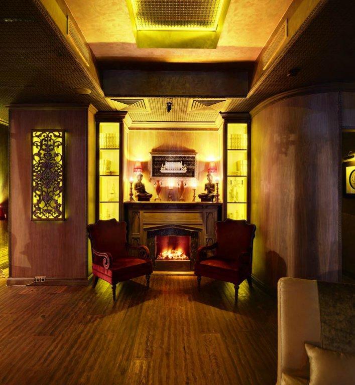 Ресторан Будда Бар на Цветном Бульваре (Buddha Bar Moscow) фото 29