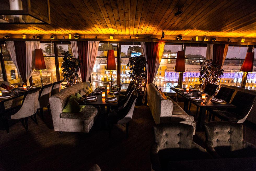 Ресторан Будда Бар на Цветном Бульваре (Buddha Bar Moscow) фото 34