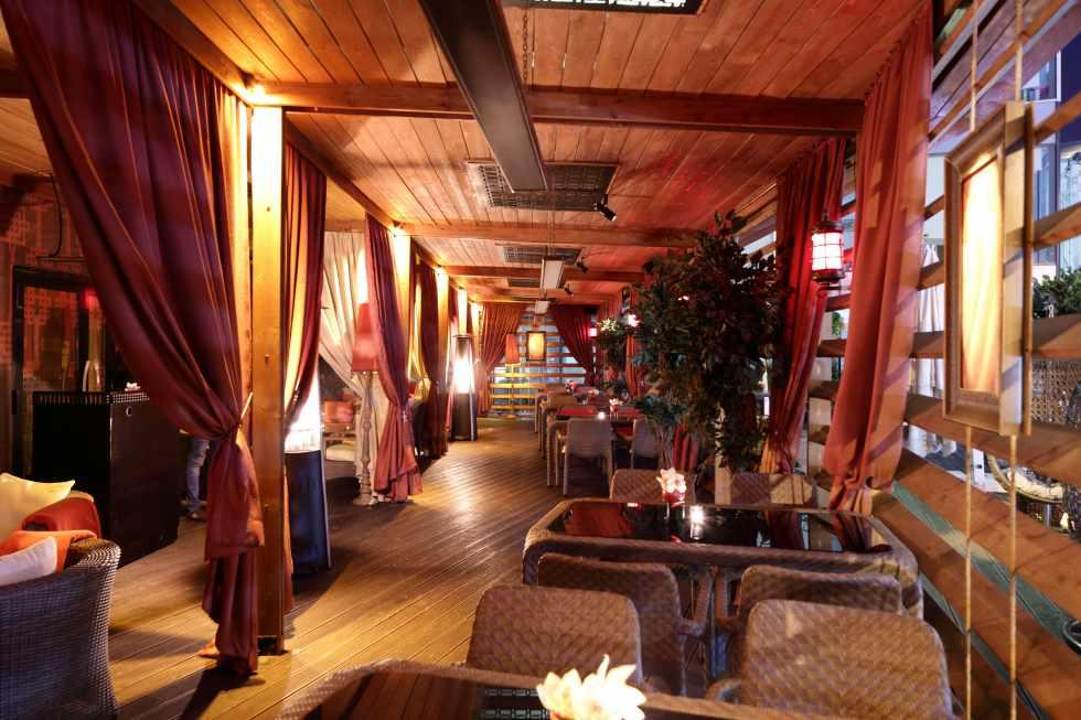 Ресторан Будда Бар на Цветном Бульваре (Buddha Bar Moscow) фото 36